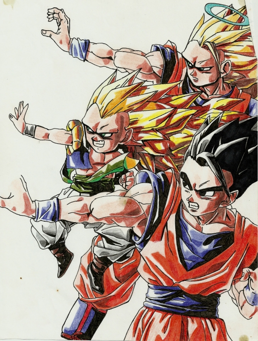 Dragon Ball by sayajin71